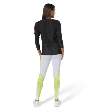 Women Fitness & Training Black SmartVent Long Sleeve Tee