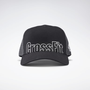Casquette CrossFit® Lifestyle Noir Cross Training