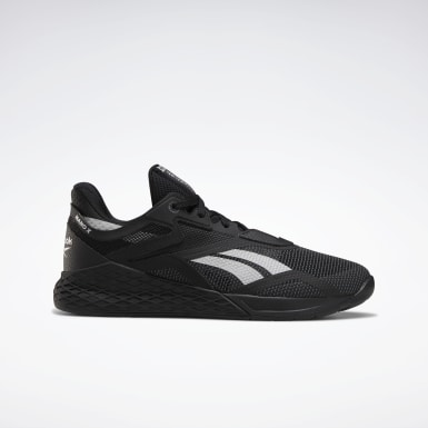 Männer Cross Training Reebok Nano X Shoes Schwarz