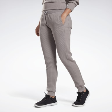 Women Yoga Grey Studio Joggers