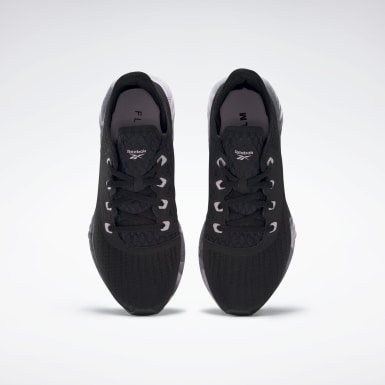 Kvinder Running Black Reebok Flashfilm 2.0 Shoes