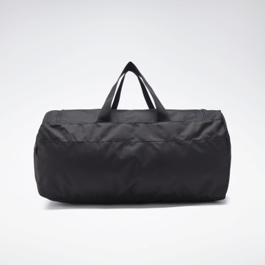 Training Black Active Core Grip Duffel Bag Medium