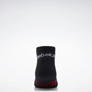 Training Black One Series Training Tech Low-Cut Socks