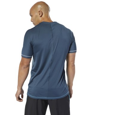 Camiseta Move SmartVent Training Gris Hombre Fitness & Training