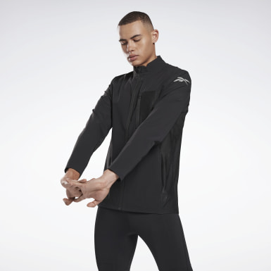 Veste de running One Series Hero Noir Hommes Running