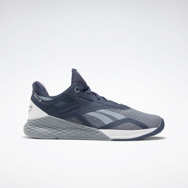 Kvinder Cross Training Grey Reebok Nano X Shoes