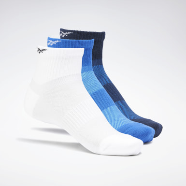 TE ANK SOCK 3P Blanco Fitness & Training