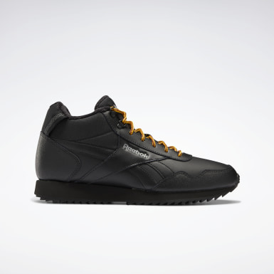 Classics Reebok Royal Glide Mid Shoes Schwarz