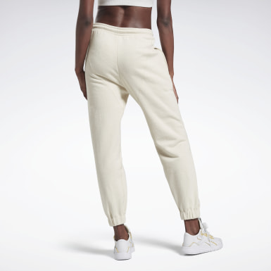 Pantalon de survêtement VB Marron Femmes Fitness & Training
