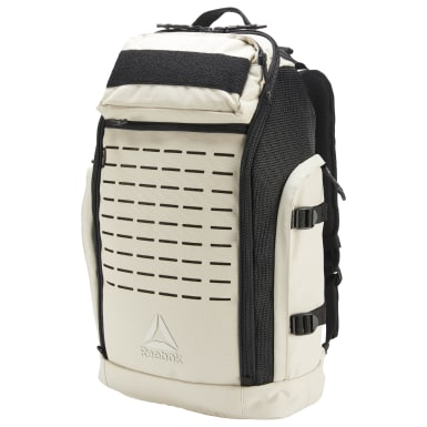 Training Beige Reebok Weave Backpack