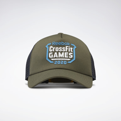Gorra CrossFit® Games Trucker Verde Cross Training