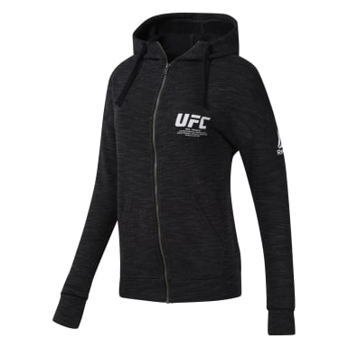 черный Худи UFC Fan Gear Fight Week