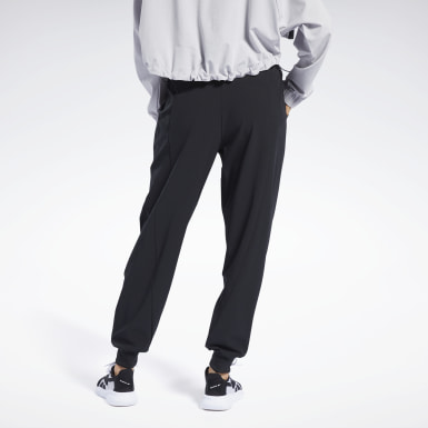 Fashion Pleated Woven Pants