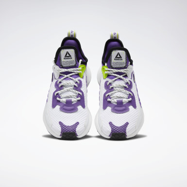 Women Running Purple Sole Fury 00 Shoes