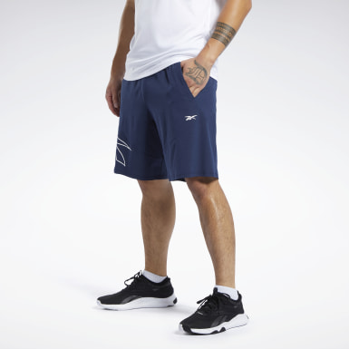 Herr Vandring Blå United by Fitness Epic Shorts