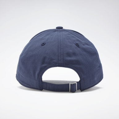 Running Active Foundation Badge Cap Blau