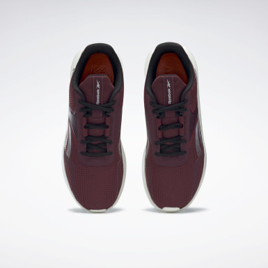 Men Running Burgundy Reebok Energylux 2 Shoes