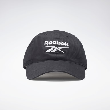 Gorra Active Foundation Badge Negro Running