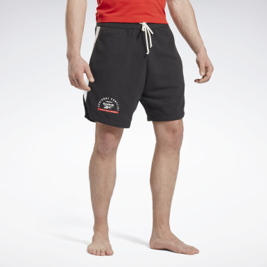 Mænd Fitness & Training Black Combat Boxing Shorts