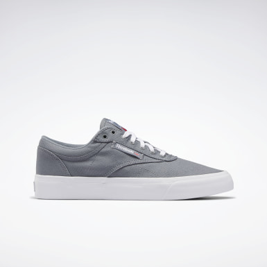 Classics Grey Club C Vulcanised Shoes