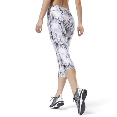 Pantalón pirata LES MILLS™ All-Over Print