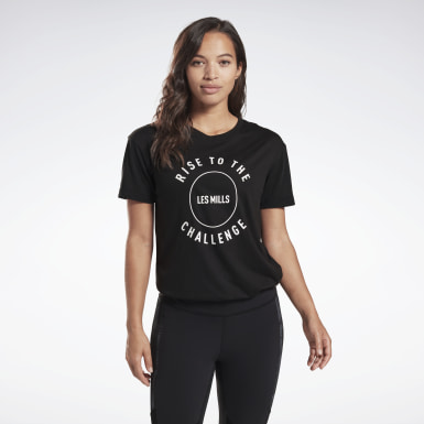 Women Studio LES MILLS® BODYCOMBAT® Graphic Tee