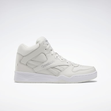Frauen Classics Reebok Royal BB4500 Hi 2 Shoes Grau