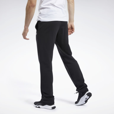 Men Training Black Training Essentials Pants