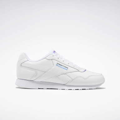 Frauen Classics Reebok Royal Glide LX Shoes Weiß