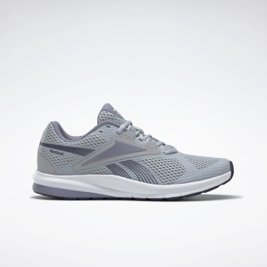 Women Running Grey Reebok Endless Road 2 Women's Running Shoes
