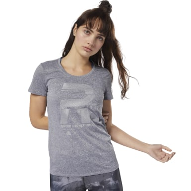 Camiseta Running Reflective Graphic