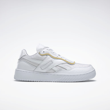 Classics White VB Dual Court II Shoes