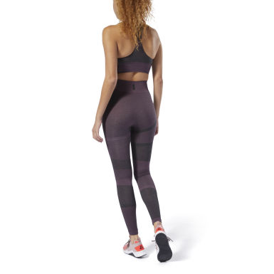 Women Studio Purple Studio Nature X Tights