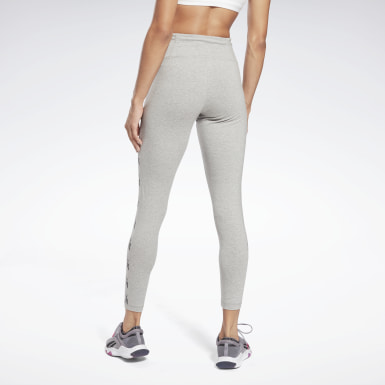 Women Dance Grey Training Essentials Tape Pack Tights