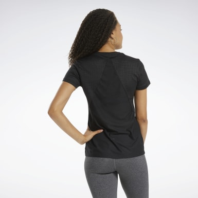 Women Cycling Black SmartVent T-Shirt