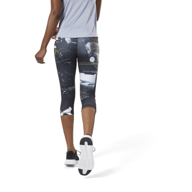 Leggings capri Workout Ready AOP