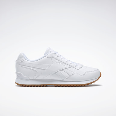 Women Classics Reebok Royal Glide Ripple Clip Shoes