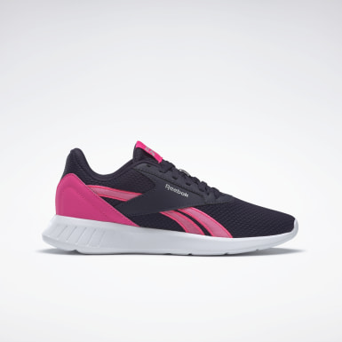 Kvinder Running Purple Reebok Lite 2.0 Shoes