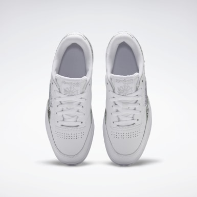 Women Classics White Club C Double Women's Shoes