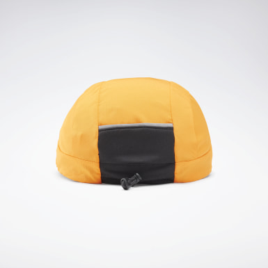 Gorra One Series Running Naranja Running