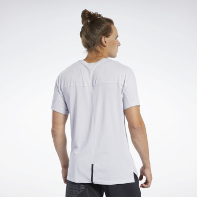 Men Fitness & Training ACTIVCHILL+COTTON Tee