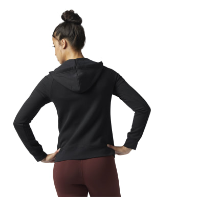 Training Essentials Full-Zip Hoodie