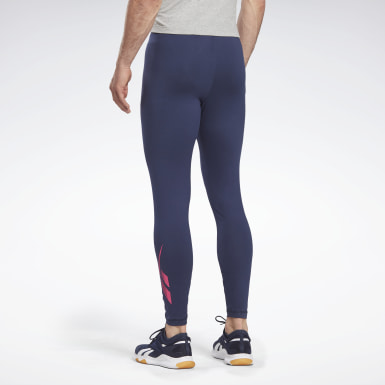 Heren Wandelsport Blauw Thermowarm Touch Base Layer Broek