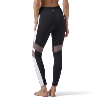 Reebok Lux Leggings - Colour Block