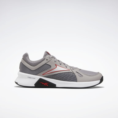 Men Fitness & Training Grey Advanced Trainer Shoes