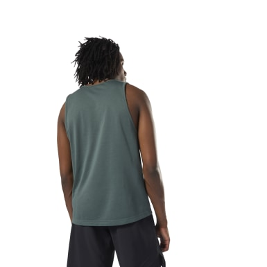 Men Studio Green LES MILLS™ Dual Blend Tank