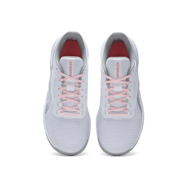 Women Fitness & Training White Nanoflex TR Shoes