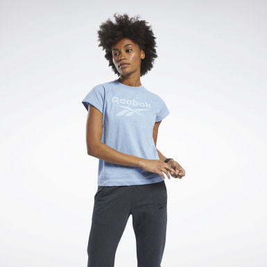 Women Fitness & Training Training Essentials Logo Tee