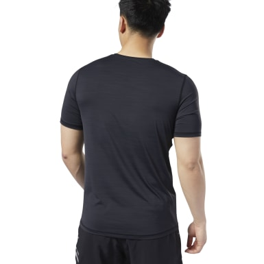 Camiseta One Series Running ACTIVCHILL Negro Hombre Running