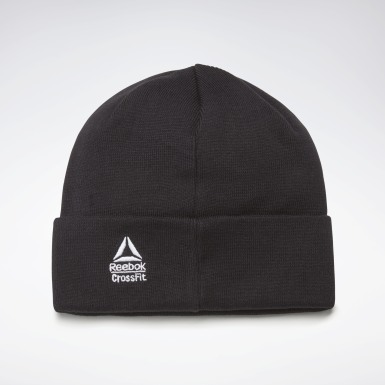 Cross Training Black CrossFit® Graphic Beanie